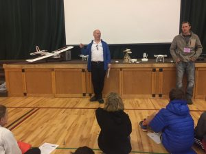 Aeronautics and Drones middle-school lesson